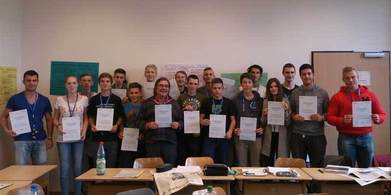 FAZ-Projekt Jugend und Wirtschaft
