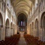 Die Kirche der Abtei Saint Sauveur-le-Vicomte. Foto: SMMP/Bock