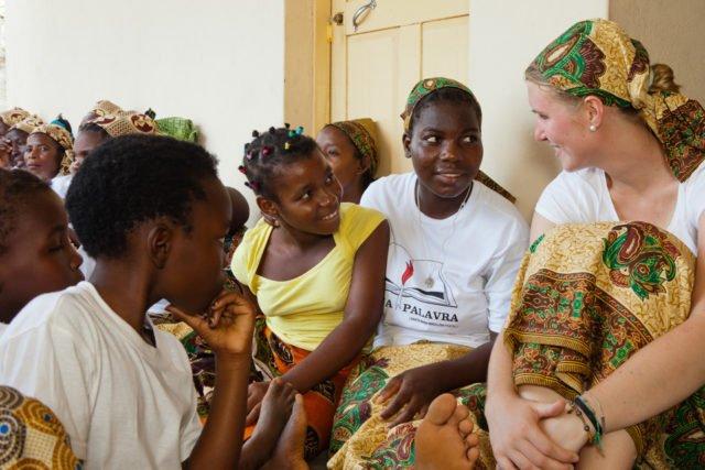 Mitleben, Mitbeten, Mitarbeiten: Missionare auf Zeit